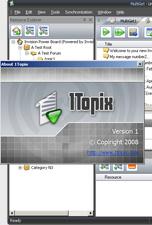 1Topix Project | DMSoft Technologies - Software Development Company